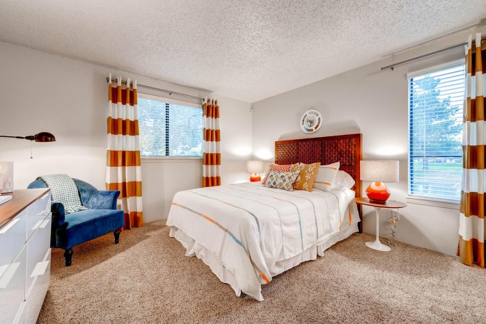 Spacious Bedroom | Apartments Littleton | Terra Vista at the Park