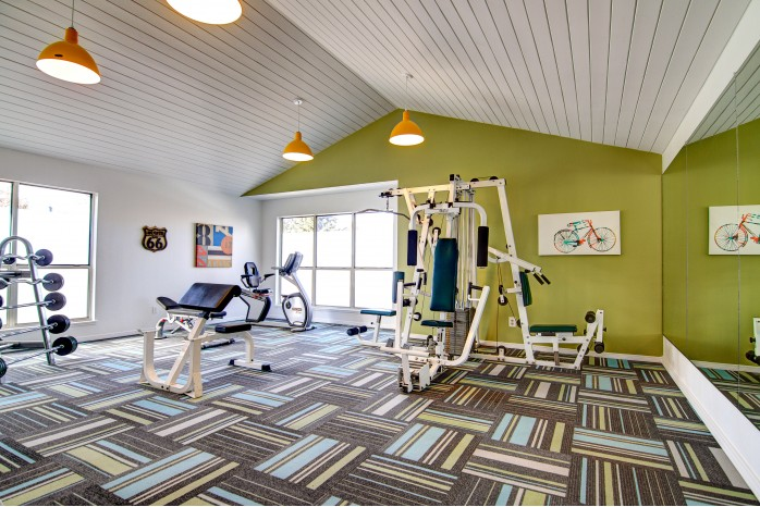 State-of-the-Art Fitness Center | Apartments For Rent Northglenn CO | Keystone Apartments
