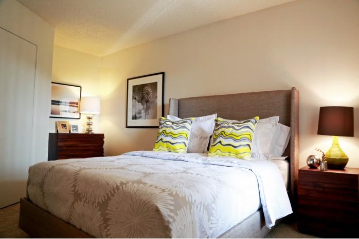 Spacious Bedroom | Northglenn Colorado Apartments | Keystone Apartments
