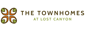 Townhomes at Lost Canyon Logo