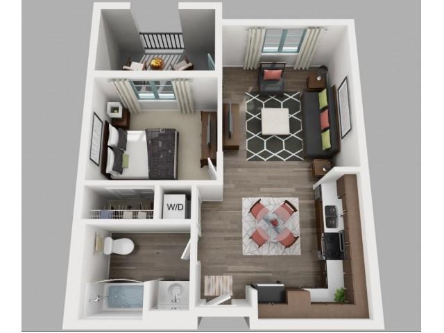 7Floor Plan | Luxe