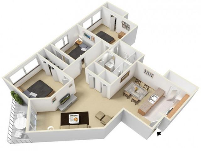 one bedroom apartments columbia sc pavillion towers
