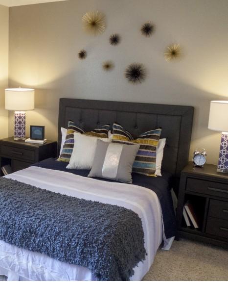 Spacious Master Bedroom | Apartments In OKC | Cambridge Landing
