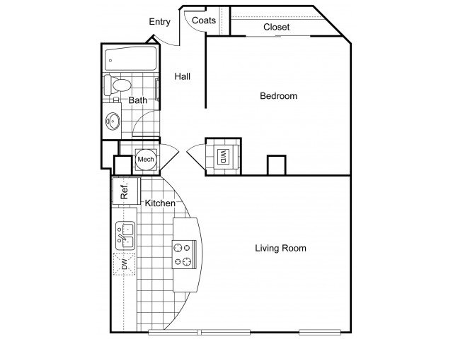 Layout 1 | Apartments In Wichita KS | The Douglas