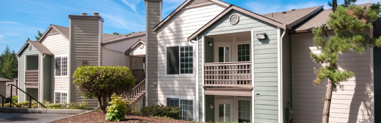 Apartments in Silverdale For Rent | Santa Fe Ridge