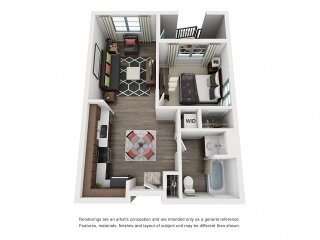 4Floor Plan | Luxe