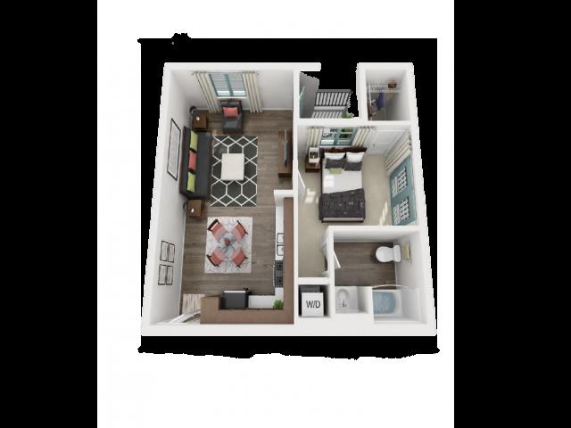 5Floor Plan | Luxe