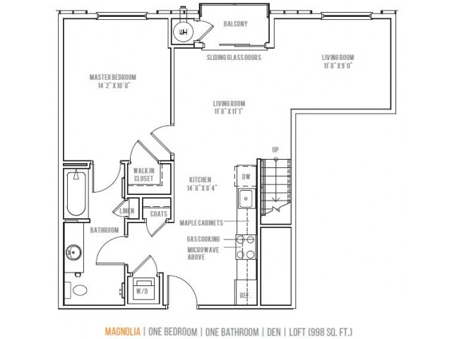 Floor Plan 5 | Lofts at Valley Forge