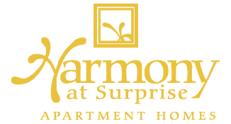 Harmony at Surprise Logo