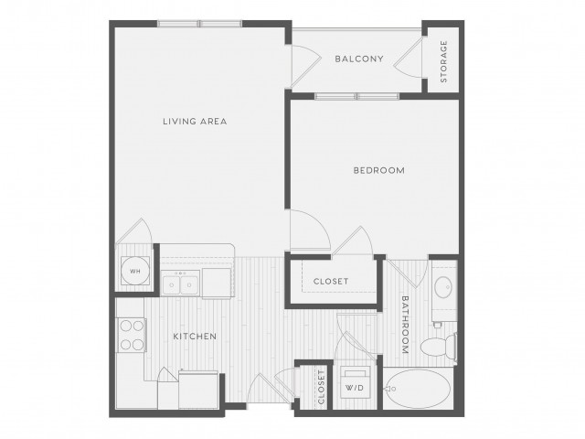 Floor Plan | Atlantic on the Avenue