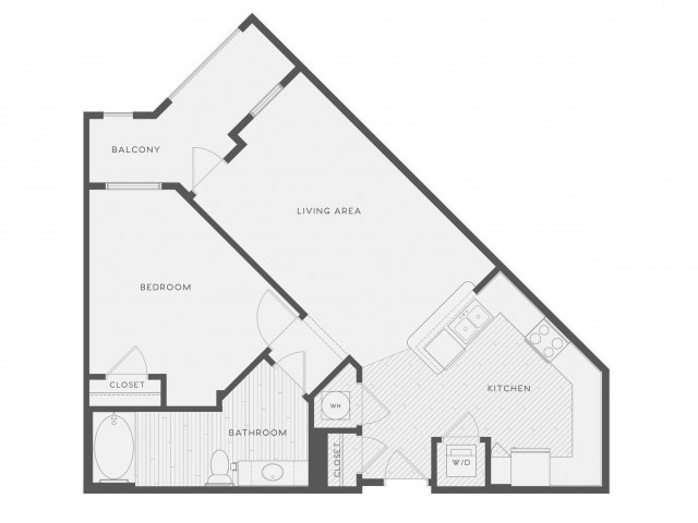 Floor Plan 4 | Atlantic on the Avenue