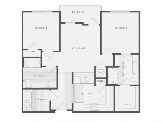 Floor Plan 6 | Atlantic on the Avenue
