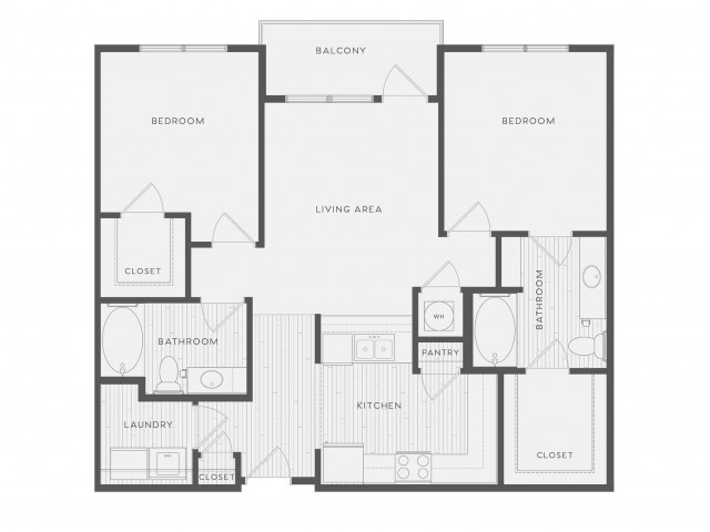 Floor Plan 9 | Atlantic on the Avenue