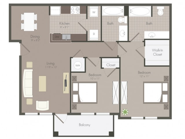 Floorplan 2 | Dorel Laredo