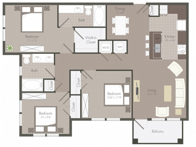 Floorplan 3 | Dorel Laredo