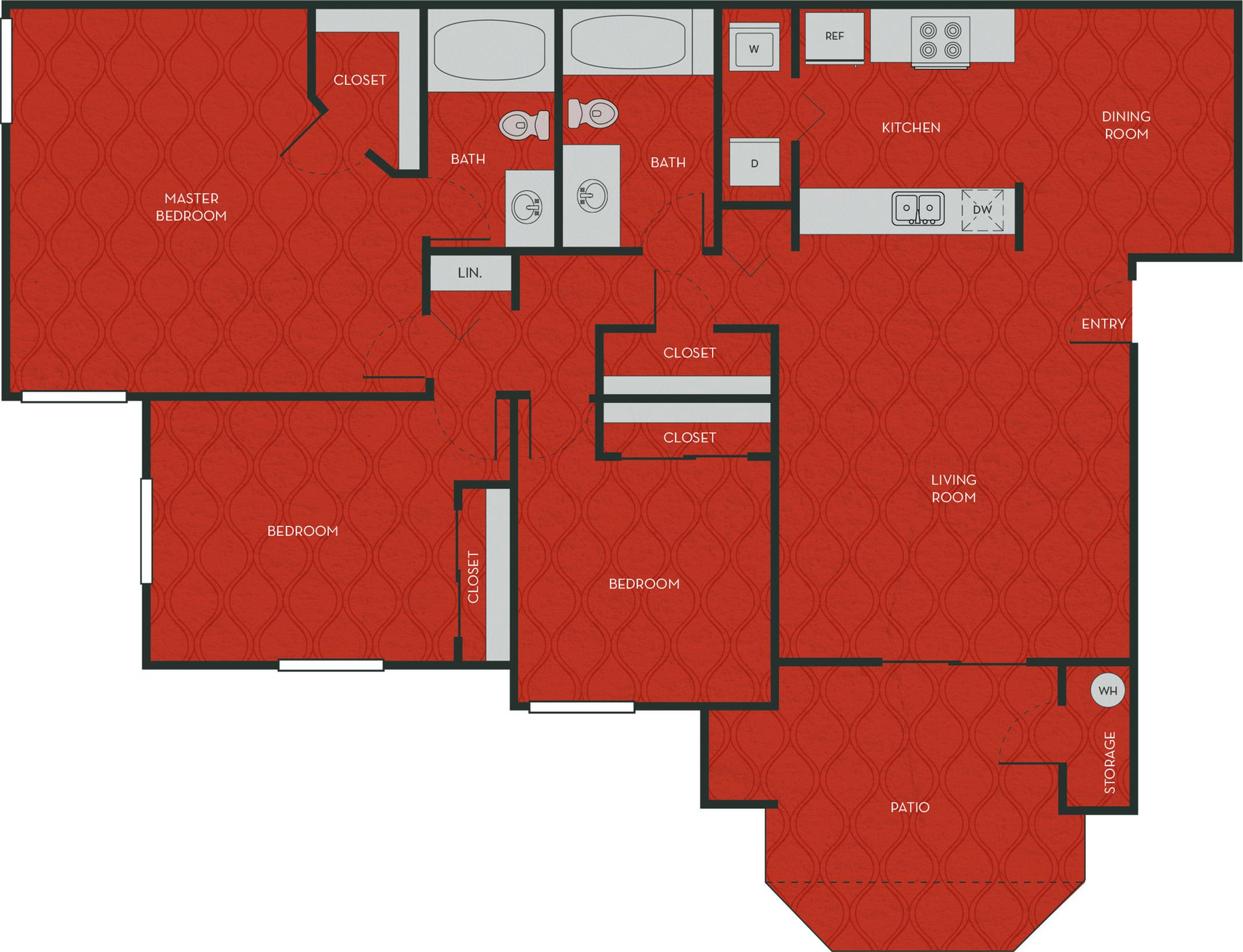Floor Plan 4 | Wyndhaven