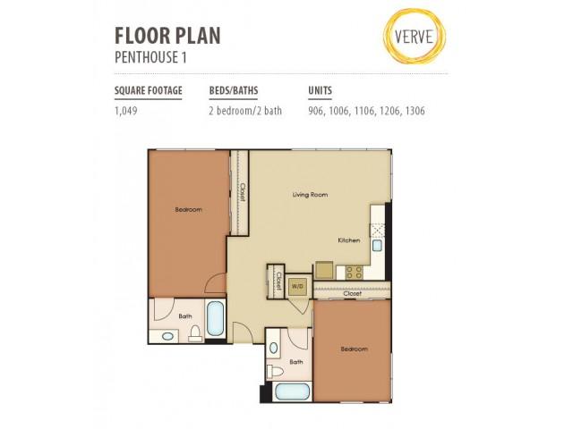 Floor Plan 11 | Verve