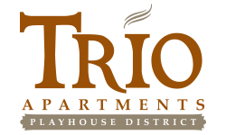 Trio Apartments Logo