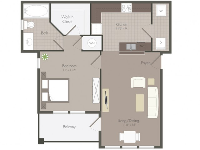 Floor Plan | Dorel Eagle Pass