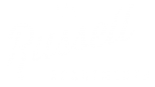 The Russell (OR) Logo