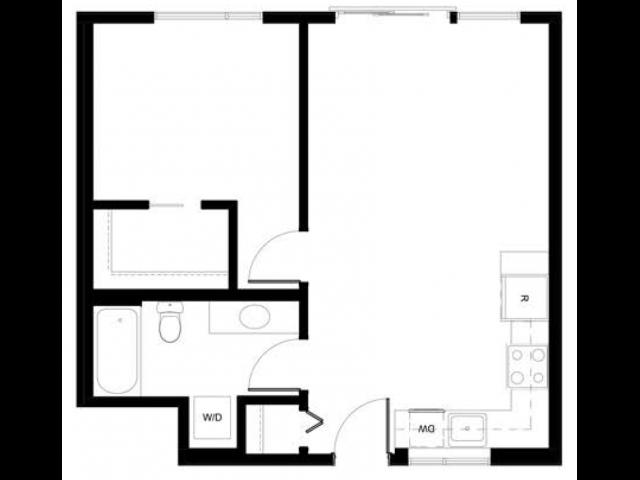 Floor Plan 5 | East Howe Steps