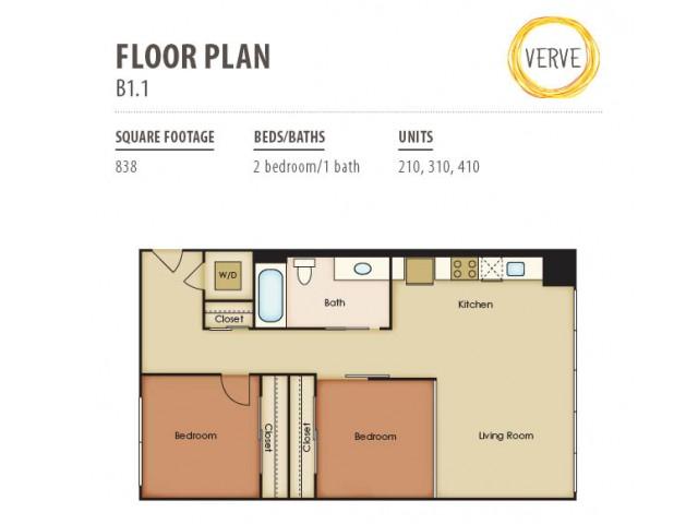 Floor Plan | Verve