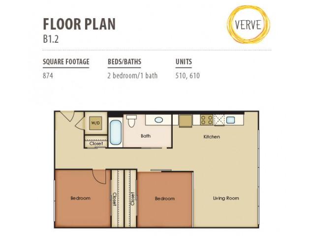 Floor Plan 2 | Verve