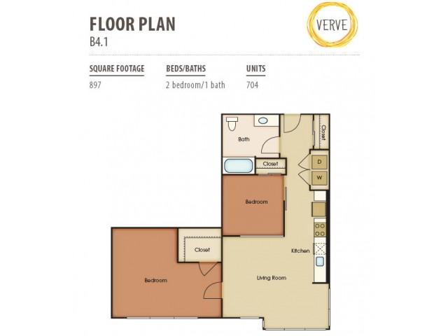 Floor Plan 5 | Verve