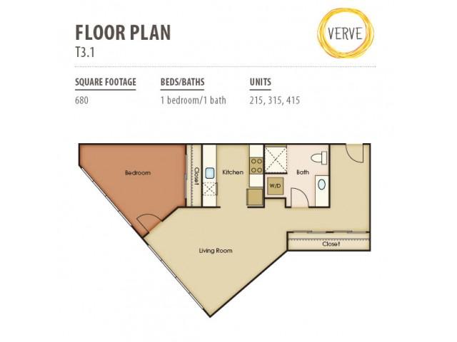 Floor Plan 6 | Verve