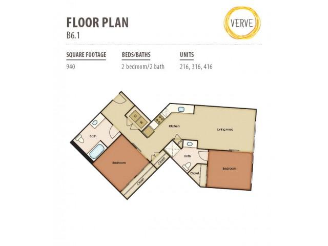 Floor Plan 7 | Verve