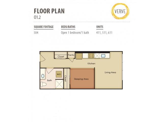 Floor Plan 9 | Verve