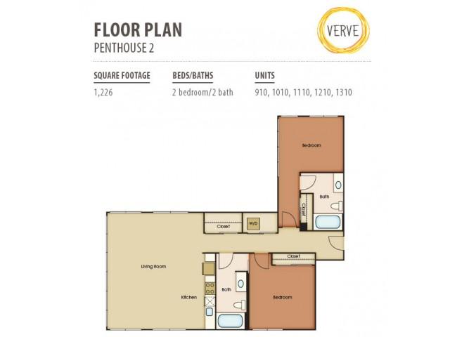 Floor Plan 12 | Verve