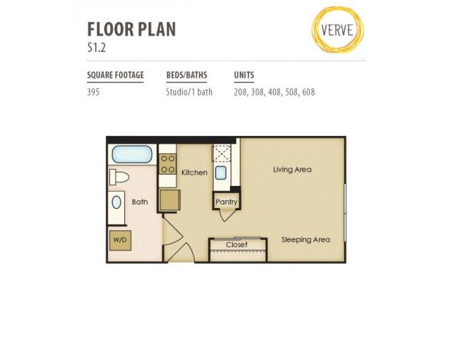 Floor Plan 14 | Verve