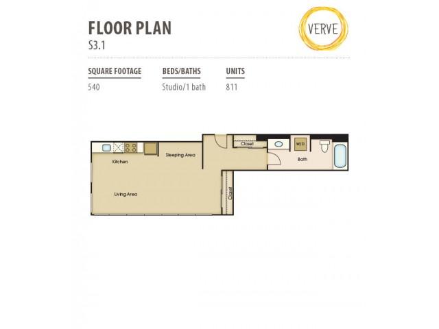 Floor Plan 16 | Verve