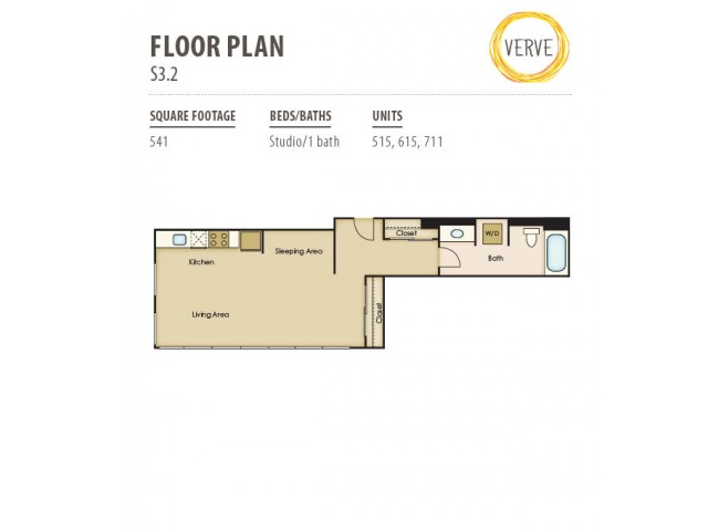 Floor Plan 17 | Verve