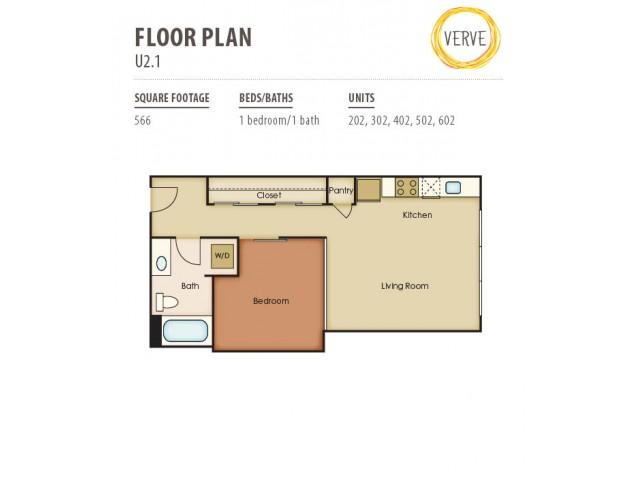 Floor Plan 20 | Verve