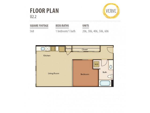 Floor Plan 21 | Verve