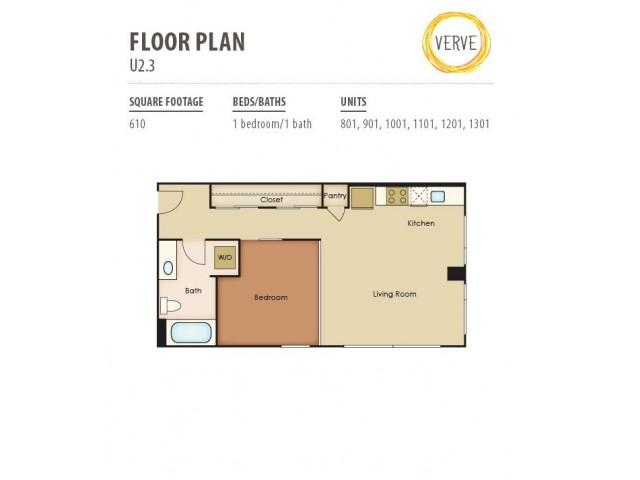 Floor Plan 22 | Verve