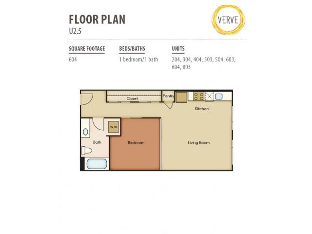 Floor Plan 24 | Verve