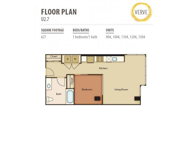 Floor Plan 26 | Verve