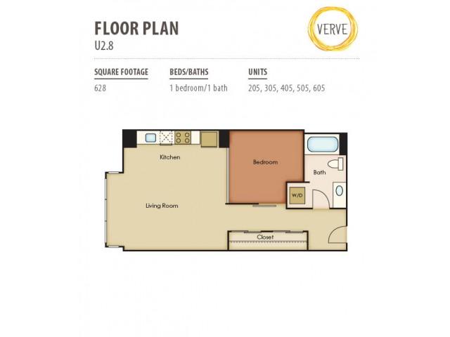 Floor Plan 27 | Verve