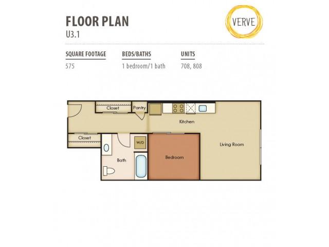 Floor Plan 28 | Verve