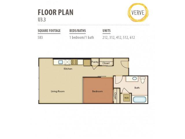 Floor Plan 29 | Verve