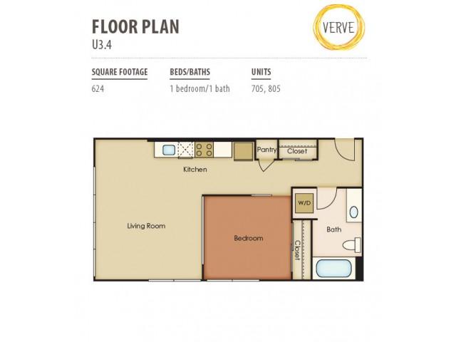 Floor Plan 30 | Verve