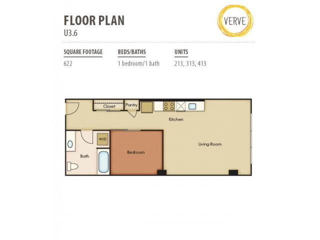 Floor Plan 31 | Verve