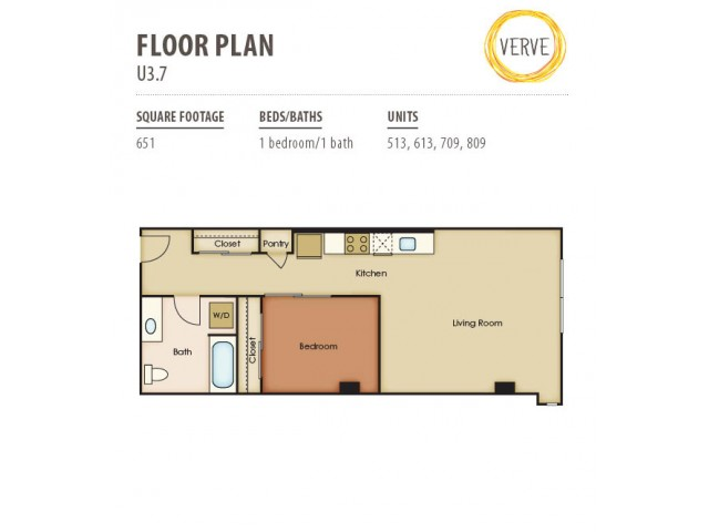 Floor Plan 32 | Verve