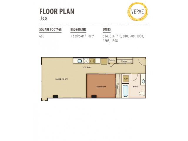 Floor Plan 33 | Verve