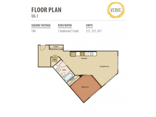 Floor Plan 38 | Verve