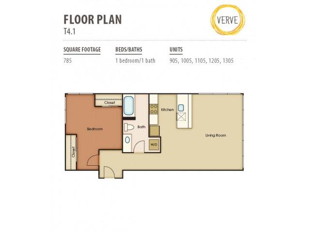 Floor Plan 39 | Verve