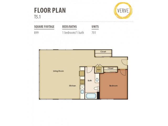 Floor Plan 40 | Verve